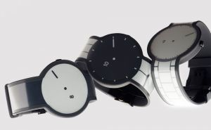 Sony Plans to Create a Smartwatch Made of E-paper